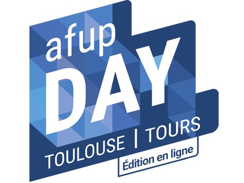 logo de l'AFUP Day 2021 Toulouse / Tours - édition en ligne