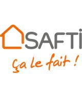 Logo de la société SAFTI